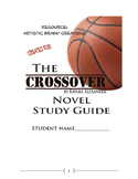 The Crossover Novel Study Guide