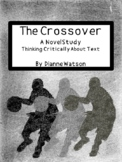 The Crossover Novel Study--Thinking Critically About Text