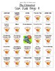 The Crossover by Kwame Alexander - Vocabulary & Literary Skill Bingo - 25 Cards+