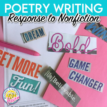Creative Writing Assignment: Writing Poetry in Response to Nonfiction