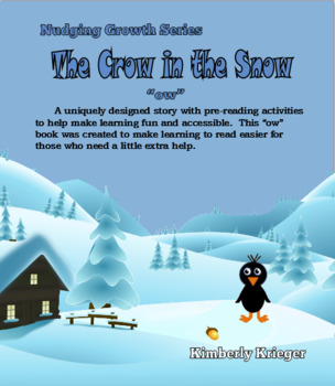 """The Crow in the Snow   """"ow"""""""