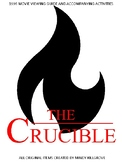 The Crucible: 1996 Movie Viewing Guide and Activities (Editable!)