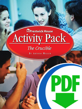 The Crucible Activity Pack