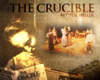 The Crucible 8 Week Unit - 24 Lessons, PPT, Resources, Homework!