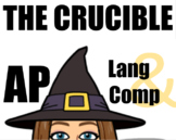 The Crucible: AP Language and Composition