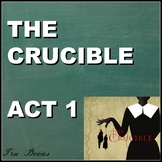 The Crucible Act 1 Text-dependent questions