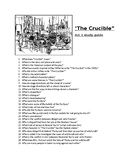 The Crucible Act 1 study guide