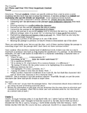 The Crucible Act 3 and 4 - Very Important Quotes & Analysis Practice
