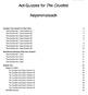 The Crucible Act Quote Quizzes (8 Quizzes + 4 Modified Quizzes)