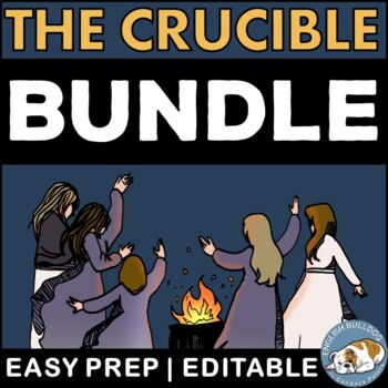 The Crucible Activity Mini Bundle