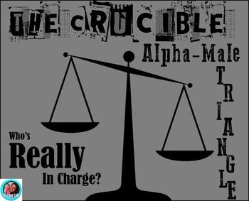 Crucible Alpha-Male Triangle Worksheet