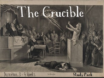 'The Crucible' Arthur Miller