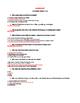 The Crucible (Arthur Miller) ACT III Reading Quiz