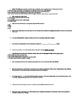 The Crucible (Arthur Miller) Test, Unit Test, Assessment