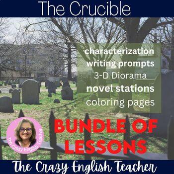 The Crucible Bundle Common Core Based