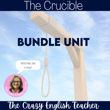 The Crucible Bundle Common Core Based Distance Learning