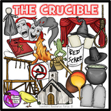 The Crucible / Spooky Halloween Clip Art