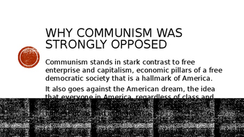 The Crucible - Communism basics