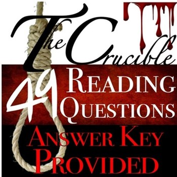 Arthur Miller's The Crucible: Common Core Curriculum Unit