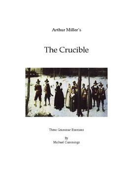 The Crucible: Grammar Exercises