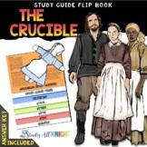 The Crucible Reading Literature Guide Flip Book