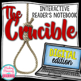 The Crucible Interactive Notebook - Paperless