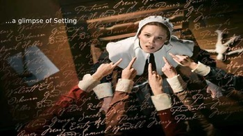 The Crucible Literary Elements Power Point