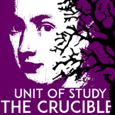 The Crucible Literature Guide: Questions, Lesson Plans, &