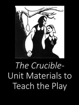 The Crucible Materials