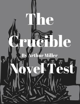 The Crucible - Multiple Choice Test