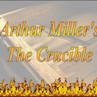 The Crucible Unit ~ Common Core Aligned including New Writ