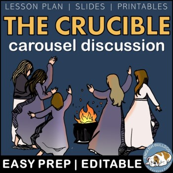 The Crucible Pre-reading Carousel Discussion