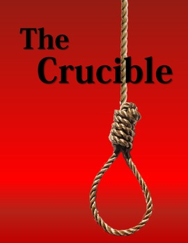 The Crucible - Introduction to Salem Witch Trials Multimedia PowerPoint