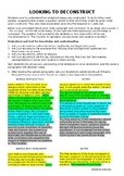 The Crucible - Analytical Essay Sample on Power with Annotations