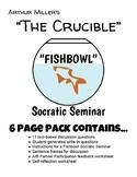 The Crucible: Socratic Seminar (Fishbowl) Activity