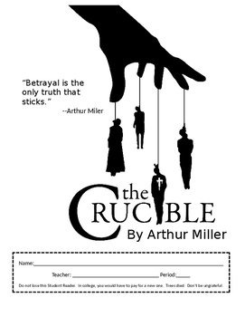 The Crucible Student Reader (packet) - Common Core Ready! All Students Need
