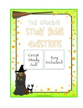 The Crucible Study Guide Questions!