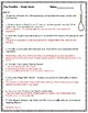 The Crucible - Study Guide Questions