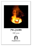 The Crucible: Study Notes