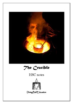 HSC The Crucible: Study Notes