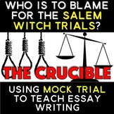The Crucible: Teaching Essay Writing through Mock Trial