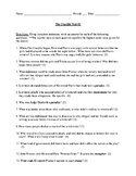 The Crucible Test (or Review) with Detailed Answer Key