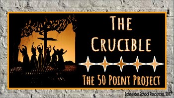 The Crucible: The 50 Point Project