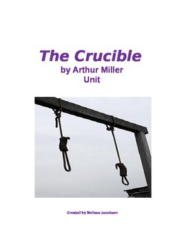 The Crucible Unit