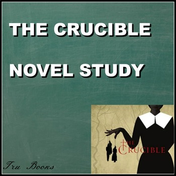 The Crucible Questioning for the WHOLE BOOK!