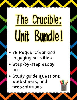 The Crucible: Unit Bundle