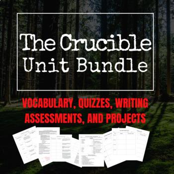 The Crucible Unit Bundle