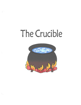 The Crucible Unit Plan