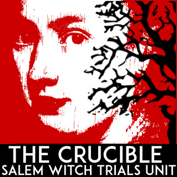 The Crucible Unit Plan | Salem Witch Trials | American Literature Unit