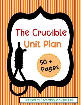 The Crucible Unit Study